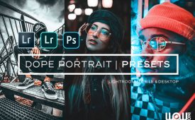 Dope-Portrait-Lightroom-Presets