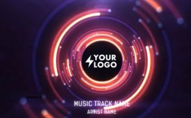Audio-Spectrum-Music-Visualizer