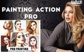 GraphicRiver PRO-Painting-Actions