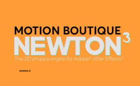 Newton-3-For-After-Effect