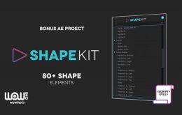 Shape-Kit-Script