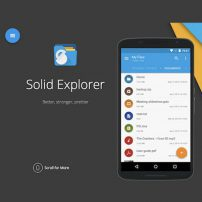 solid explorer دانلود