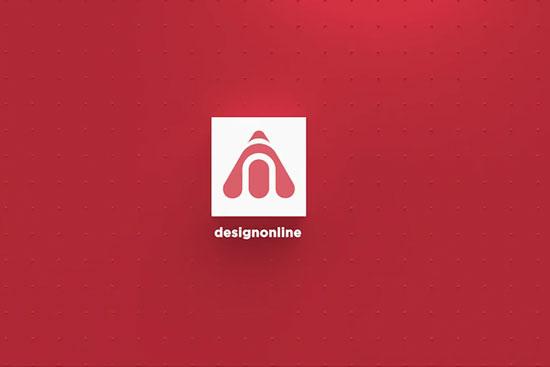 پروژه افترافکت Minimal Cubic Logo Reveal