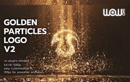 VIDEOHIVE-GOLDEN-PARTICLES-LOGO-V2
