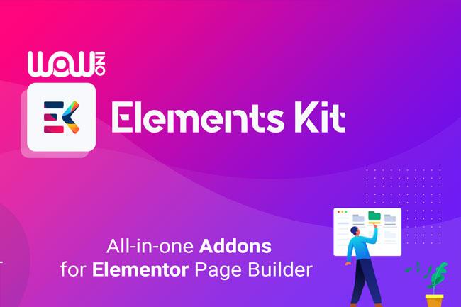 افزونه Elementskit